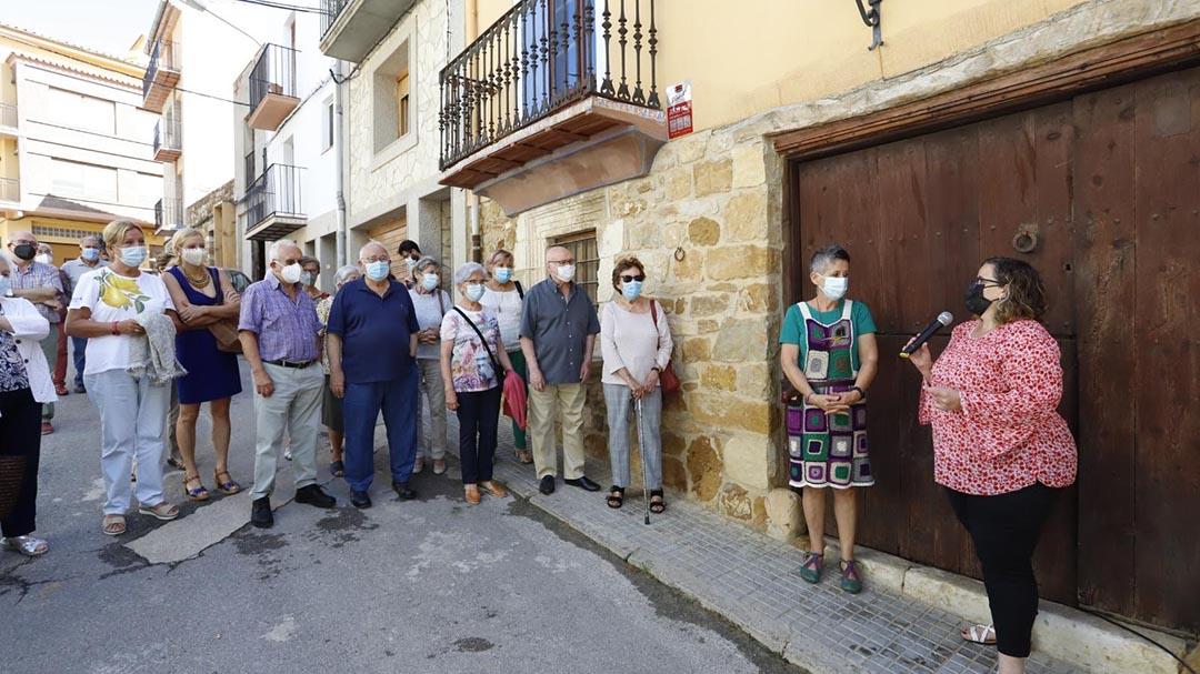 La història de Benassal i la família Pascual Miralles, a la Casa-Museu Teresita Pascual