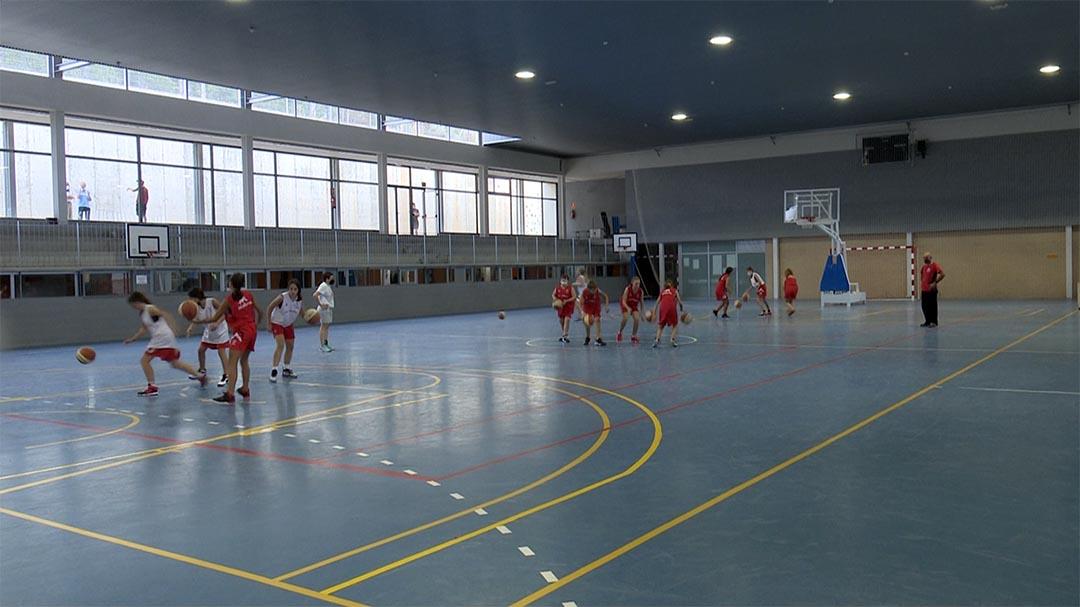 Tornen els entrenaments del bàsquet a Morella