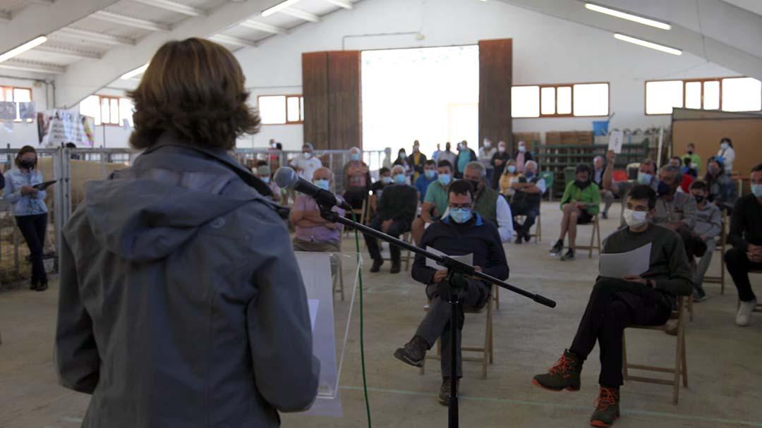Cantavieja reforça la subhasta nacional de bestiar boví en la 111 edició de la seva fira