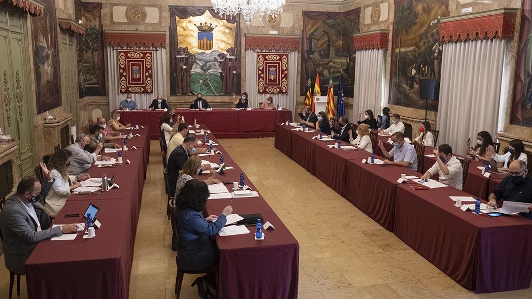 La Diputació s'adhereix al Fons contra la Despoblació amb 1,5 milions d'euros