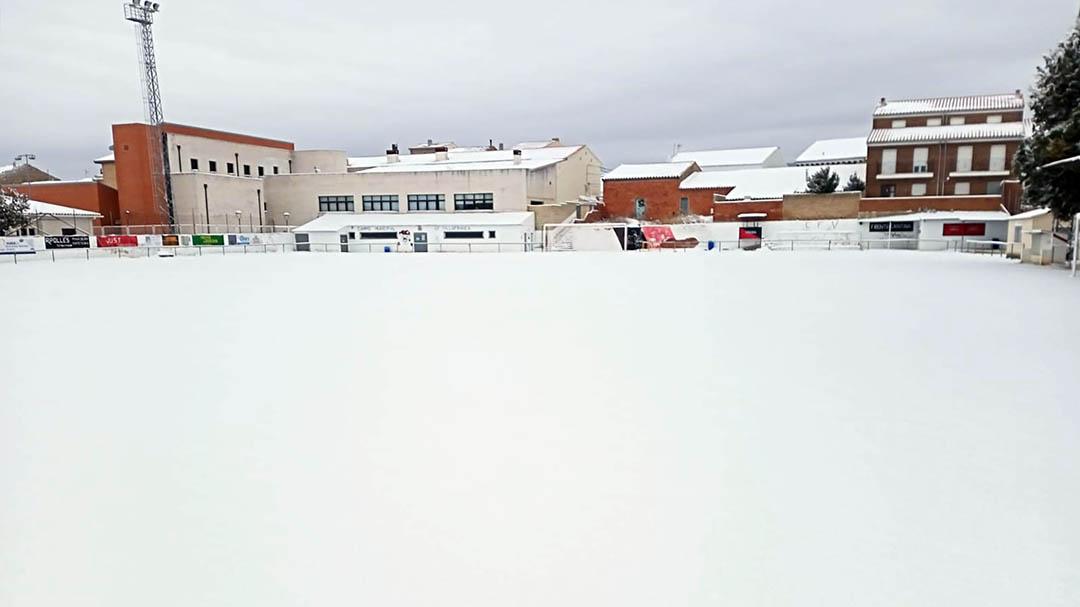 Es paralitza el futbol regional fins el 31 de gener