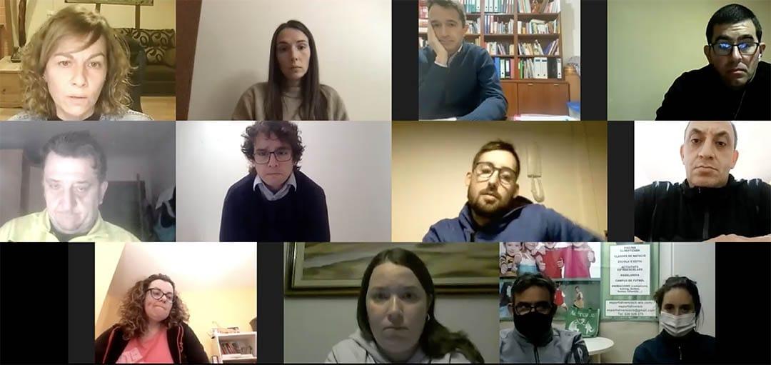 Plenari a Vilafranca amb informes de gestions