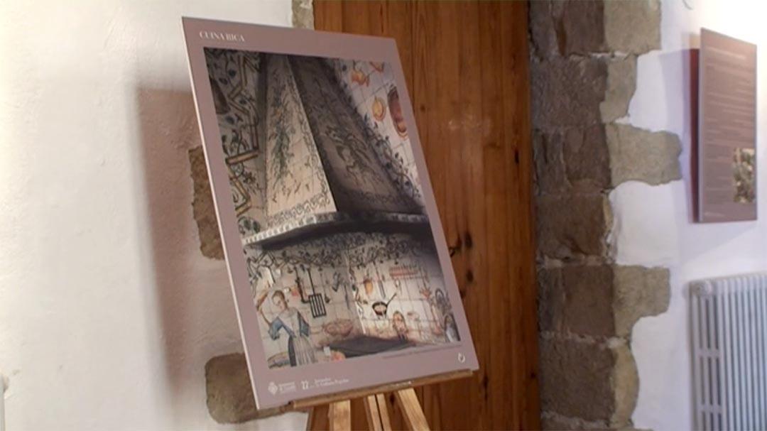 """L'exposició sobre """"La cuina de Castelló"""" arriba a Vilafranca"""