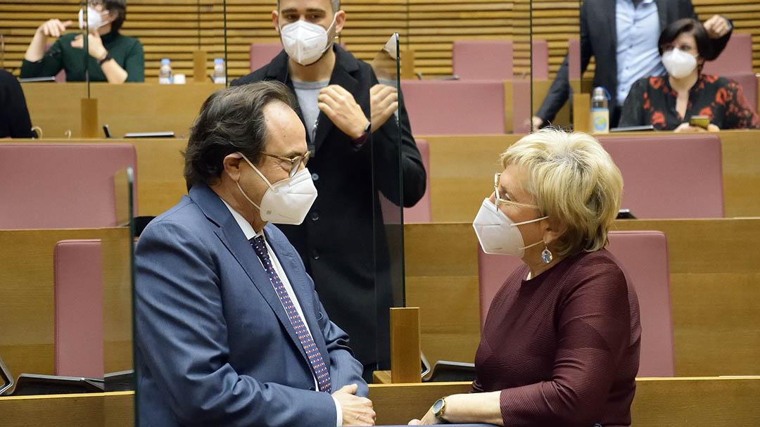 """La transmissió del coronavirus està """"sense control"""" a la Comunitat Valenciana"""