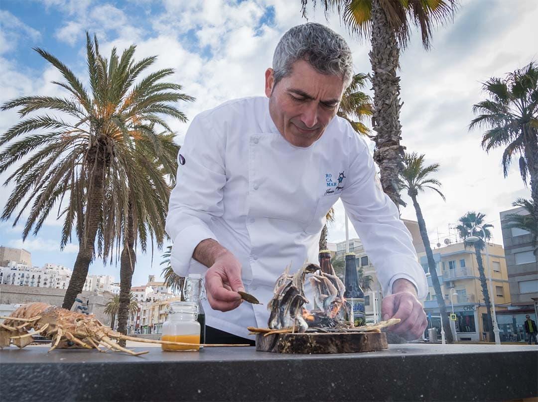 Peníscola prepara quatre jornades gastronòmiques entre febrer i desembre