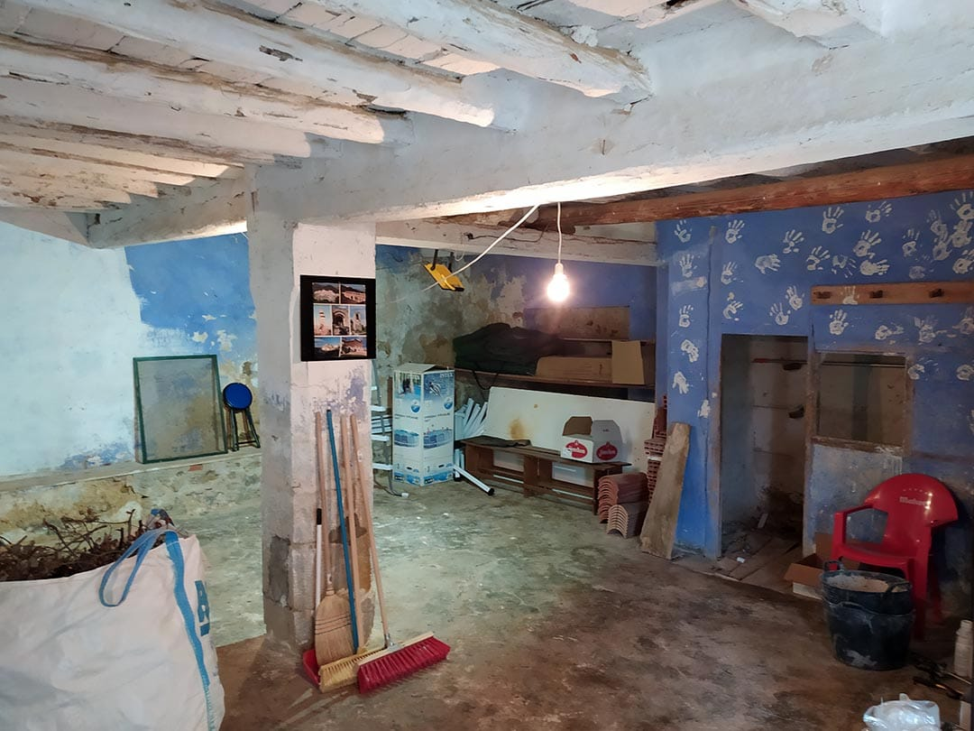 L'Ajuntament arreglarà la casa de la mestra de La Pobleta
