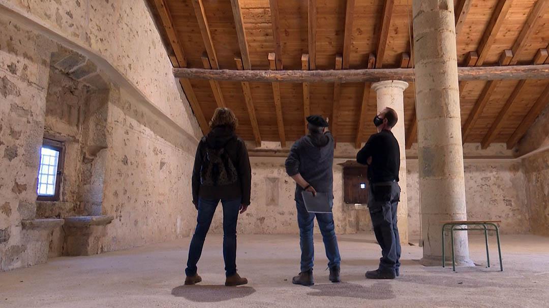 Es presentaran nous projectes de recuperació pel Castell del Baró d'Herbers