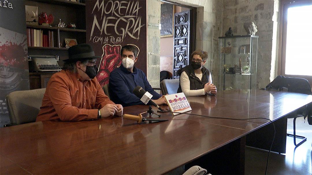 Format reduït i on-line per al Morella Negra com la Trufa