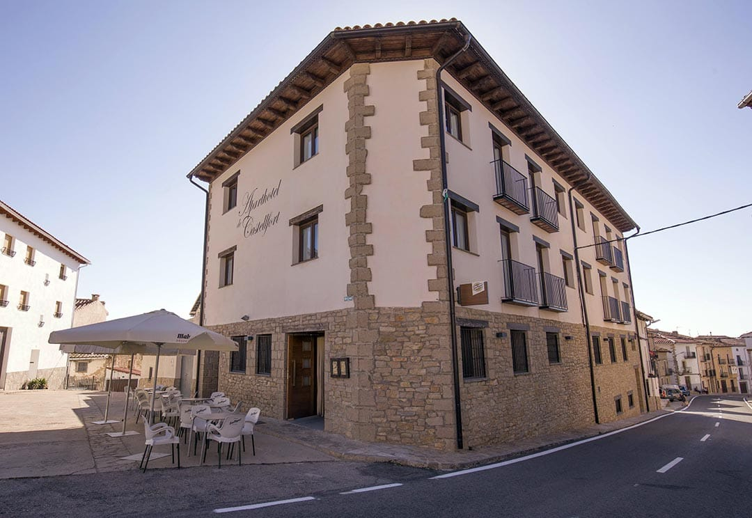 Nova gestió de l'Aparthotel de Castellfort
