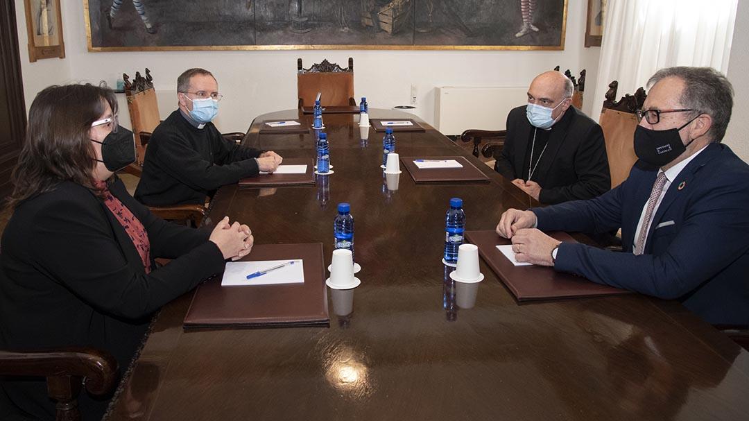 Diputació destinarà 197.000 euros per a recuperar quatre temples de la diòcesi de Tortosa