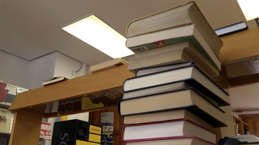 La Biblioteca de Morella ja té més de 1.800 llibres catalogats