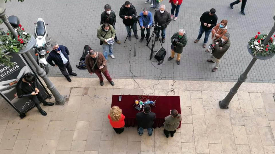 Compromís s'integra en el govern municipal de Vinaròs