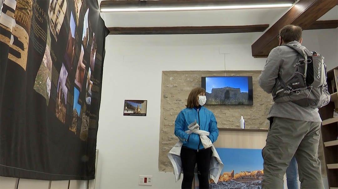 Castellfort ha estrenat oficina de turisme per Setmana Santa