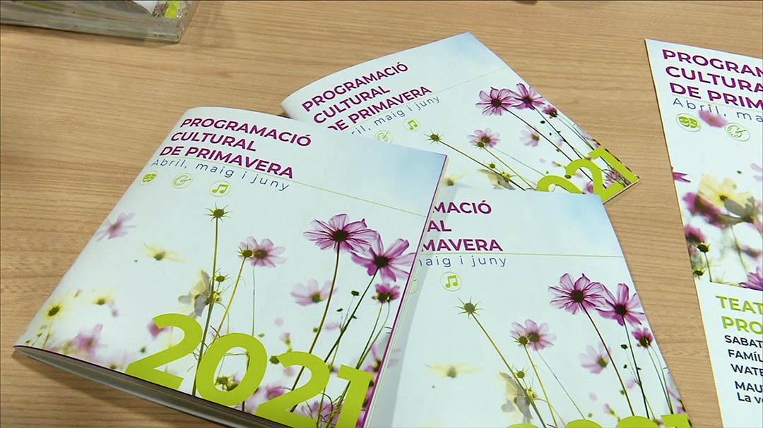 L'Ajuntament presenta una potent programació cultural de primavera