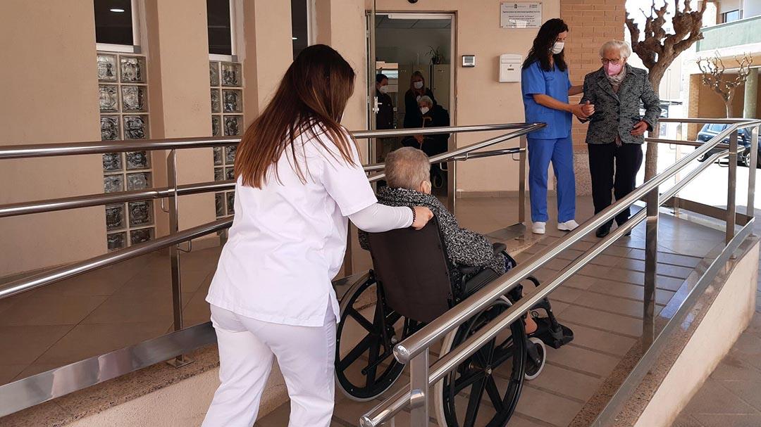 Els centres assistencials de l'OACSE reprenen les eixides terapèutiques dels usuaris