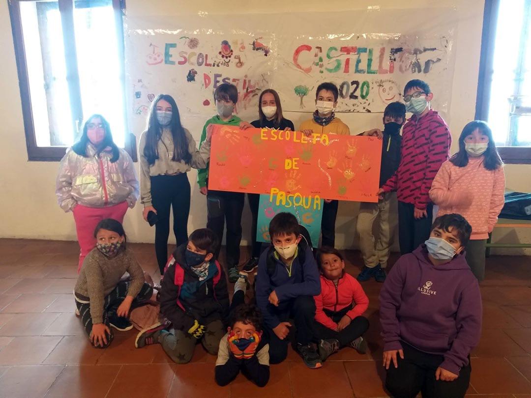 Èxit de participació a les activitats de Pasqua de Castellfort