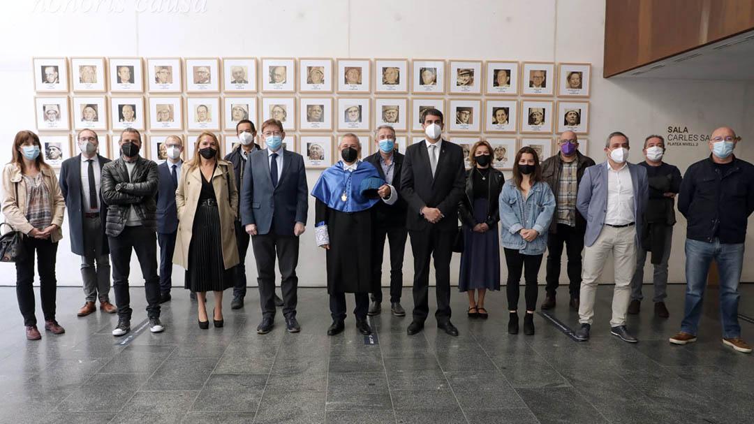 L'UJI investeix del grau de doctor honoris causa al morellà Xavier Querol