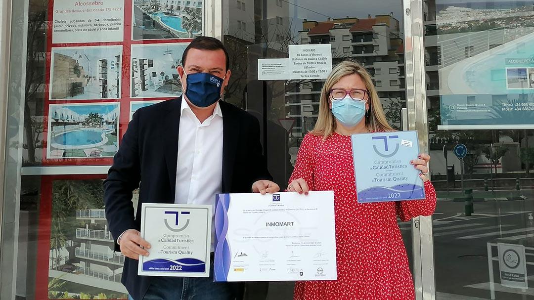 Peníscola suma dues noves empreses al SICTED