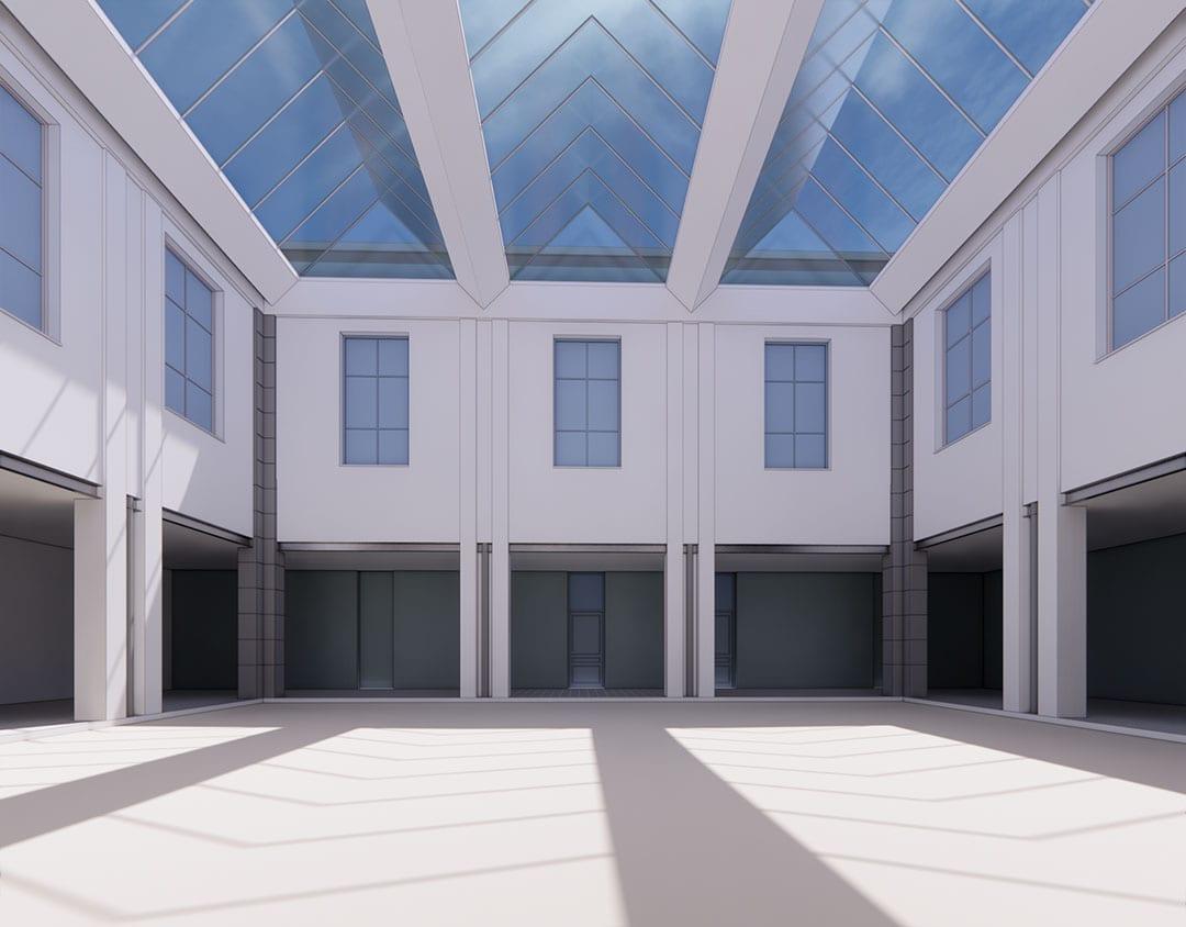 Així serà el futur edifici Colomer Zurita de Morella