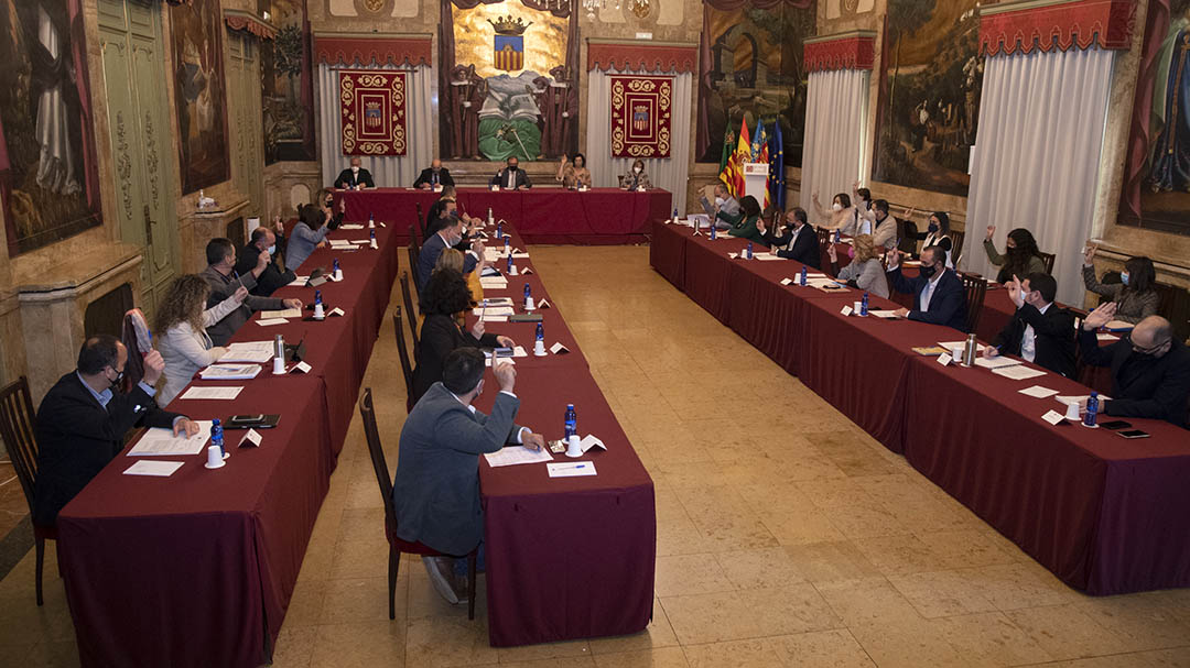 Diputació mobilitza 16 milions d'euros per a fer costat als ajuntaments