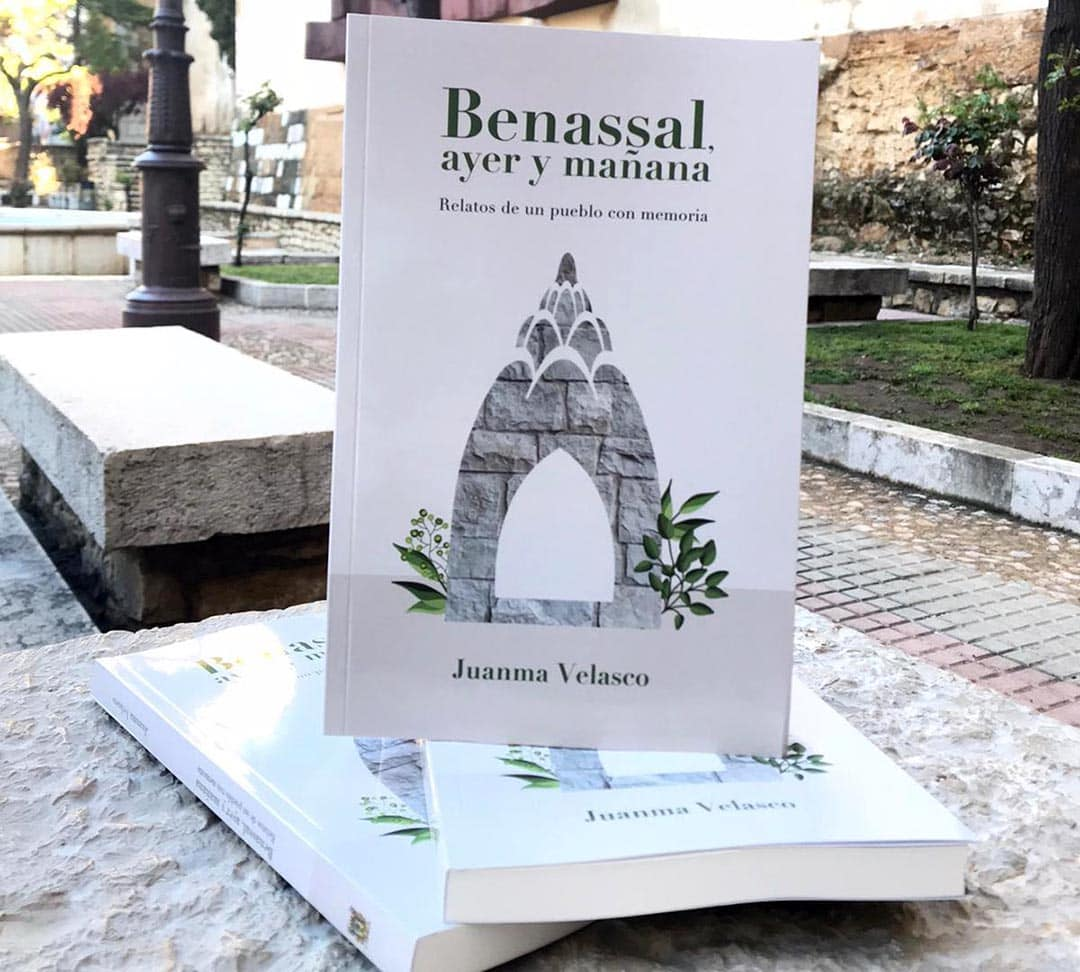 "Juanma Velasco presenta ""Benassal. Ayer y mañana"""