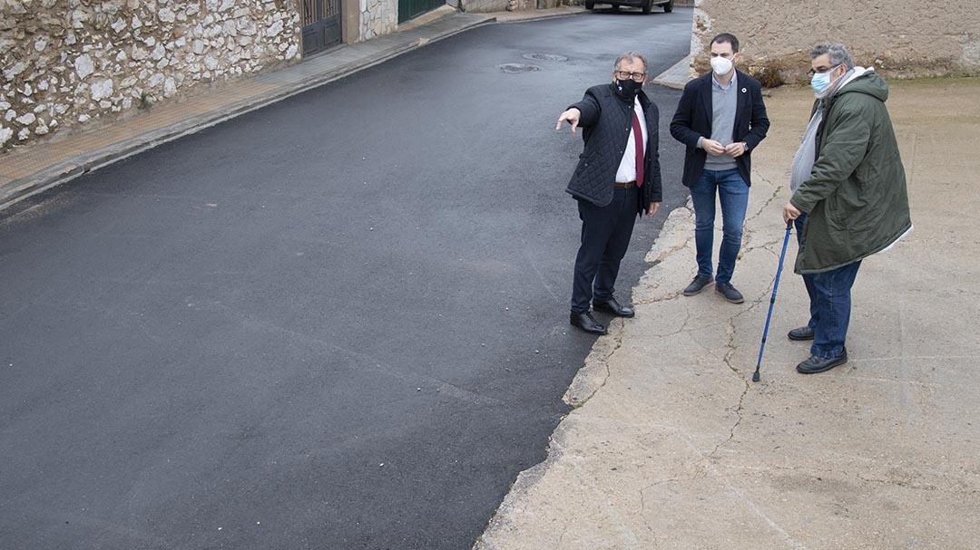 Els pobles Alt Maestrat rebran enguany prop de 1,9 milions d'euros en transferències directes de la Diputació