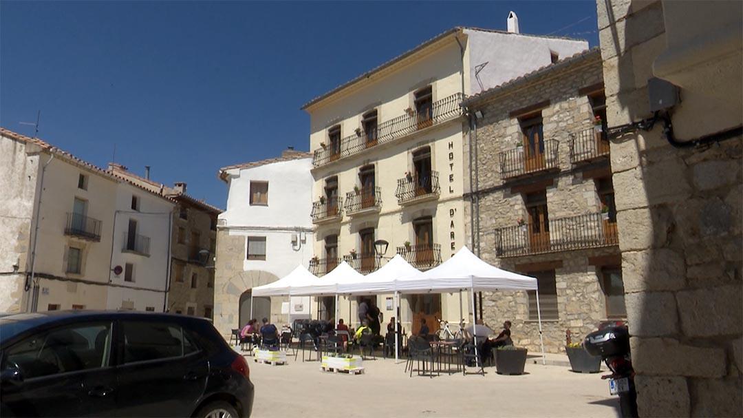 L'Hotel d'Ares fa bon balanç de les primeres setmanes de la reobertura