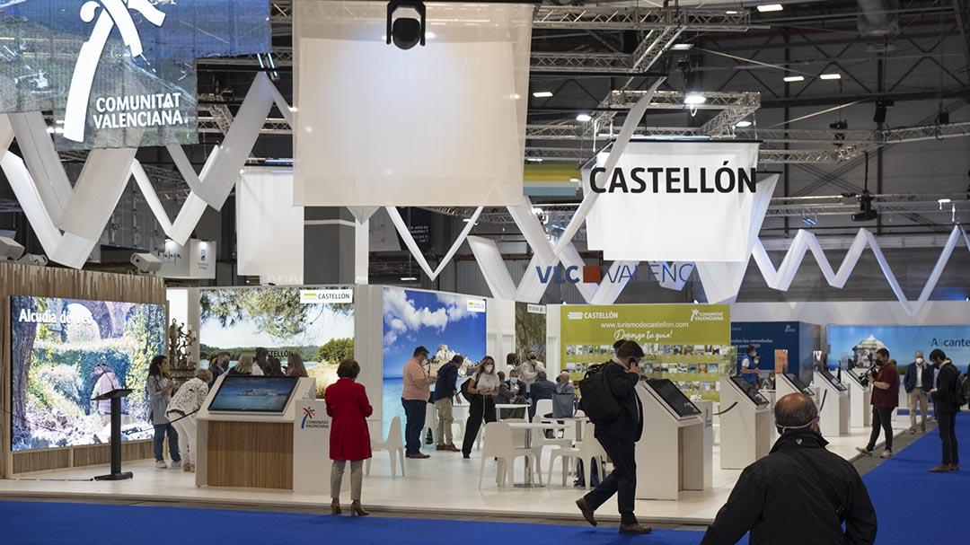 Castelló aterra a Fitur per captar nous turistes en busca de vacances segures i tranquil·les