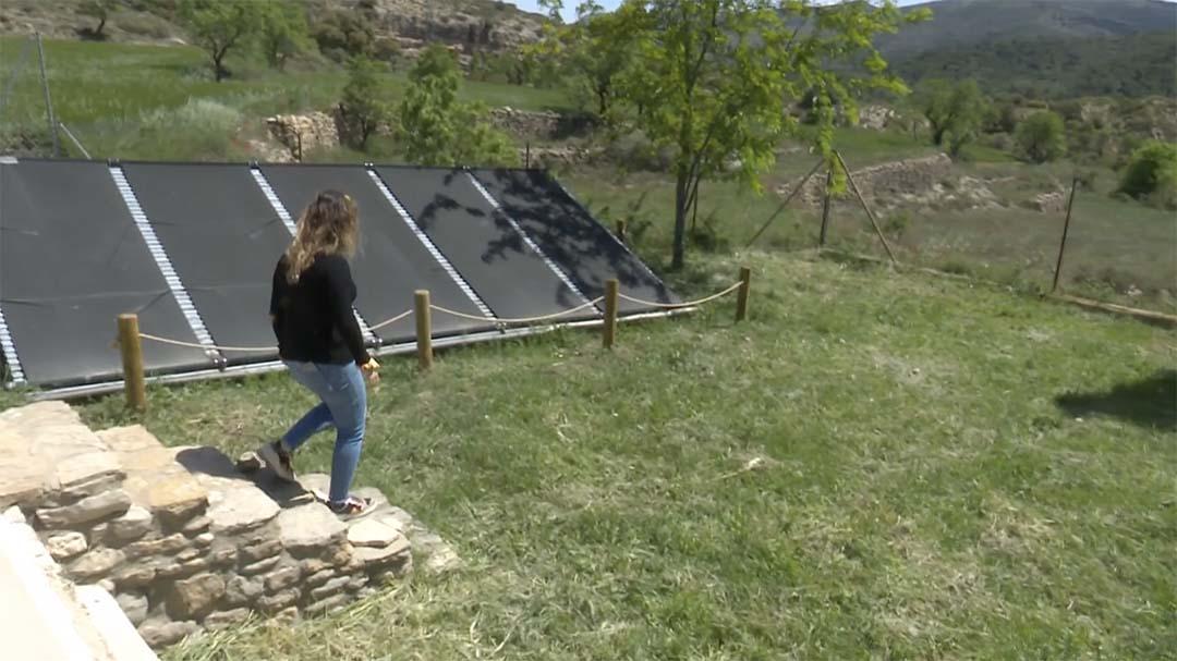 S'ha creat una nova zona verda i millorat l'accessibilitat al parc de Villores