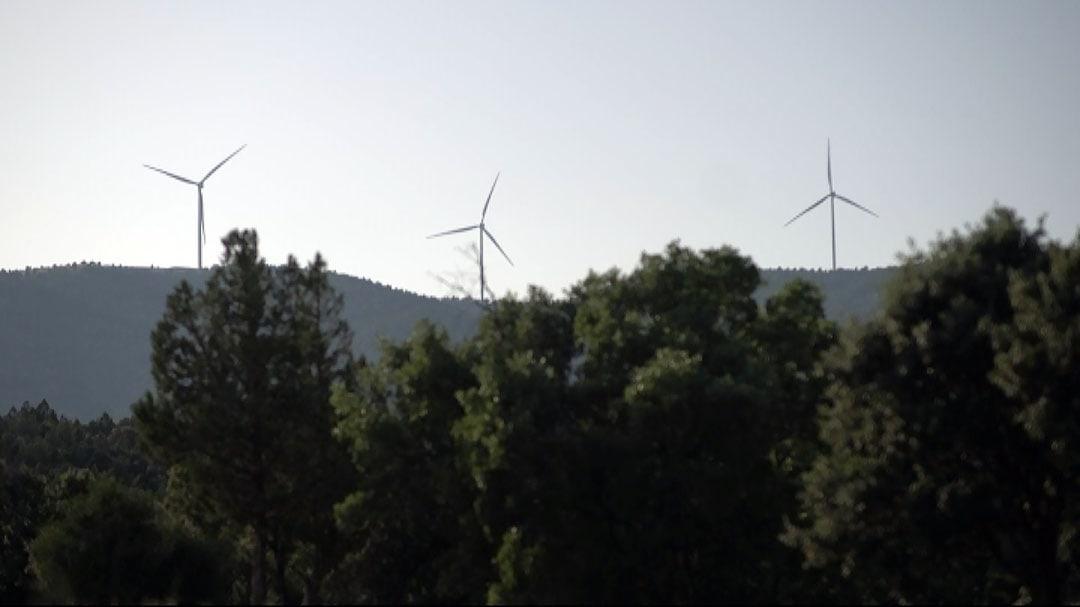 Els pobles del Maestrazgo es posicionen a favor dels parcs eòlics