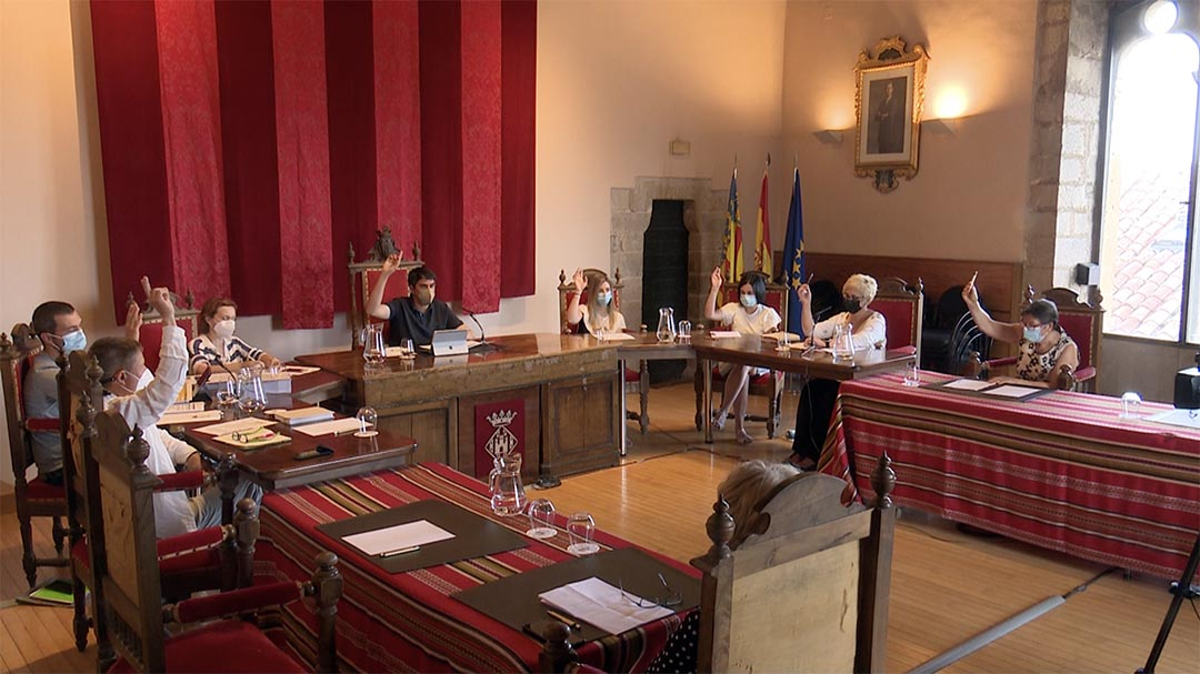 Morella aprova el pla local de prevenció d'incendis